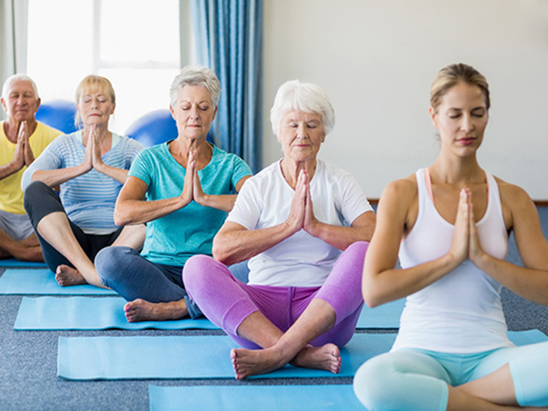 Yoga May Improve Many Side Effects in Patients With Cancer | ONS Voice