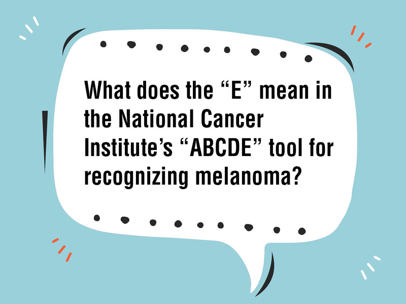 What Does The E Mean In National Cancer Insute S