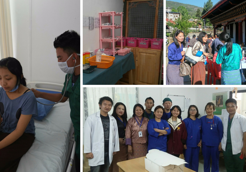 Oncology Nurses Can Have a Global Impact—in Bhutan and Beyond