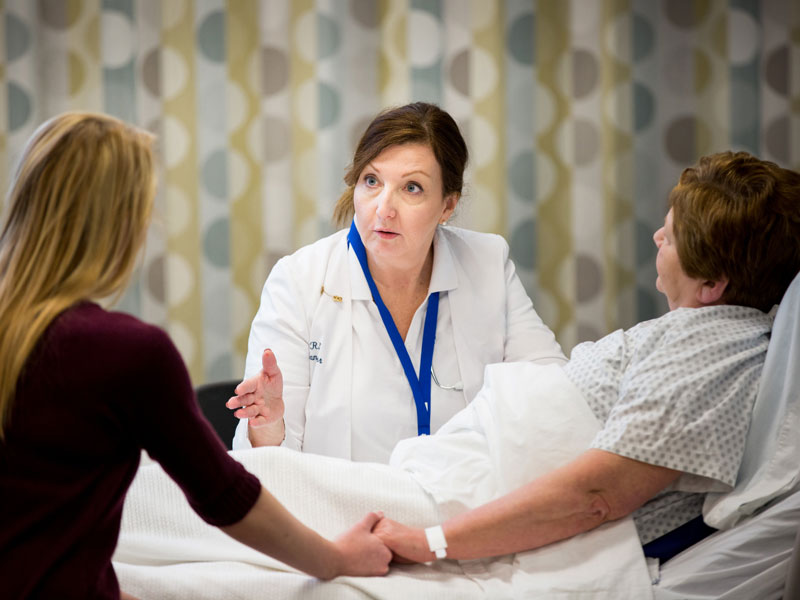 Oncology Nurses Play Key Role in Genetics Education, Testing for Patients