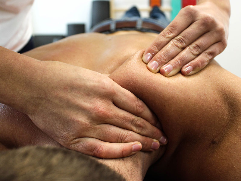 Massage Therapy Helps Manage Breast Cancer-Related Lymphedema