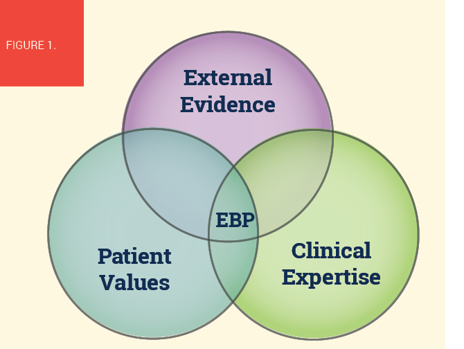 Integrate Evidence With Clinical Expertise and Patient Preferences and Values