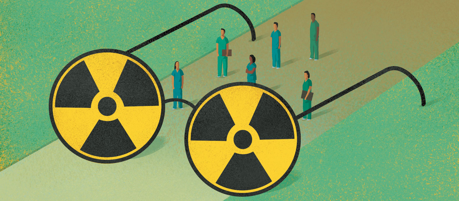 The Intersection of Radiation and Medical Oncology Nursing