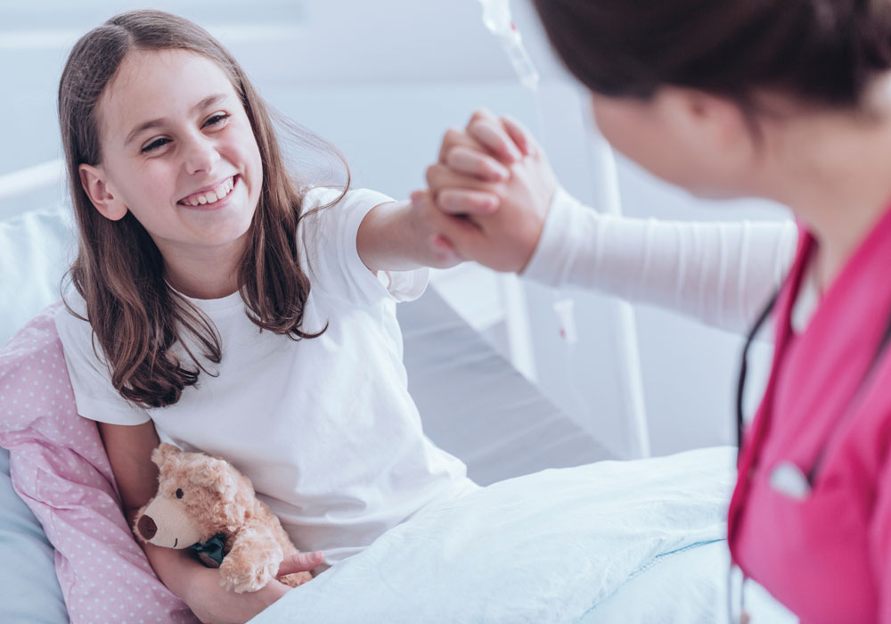 How Oncology Nurses Can Support Childhood Cancer Survivors