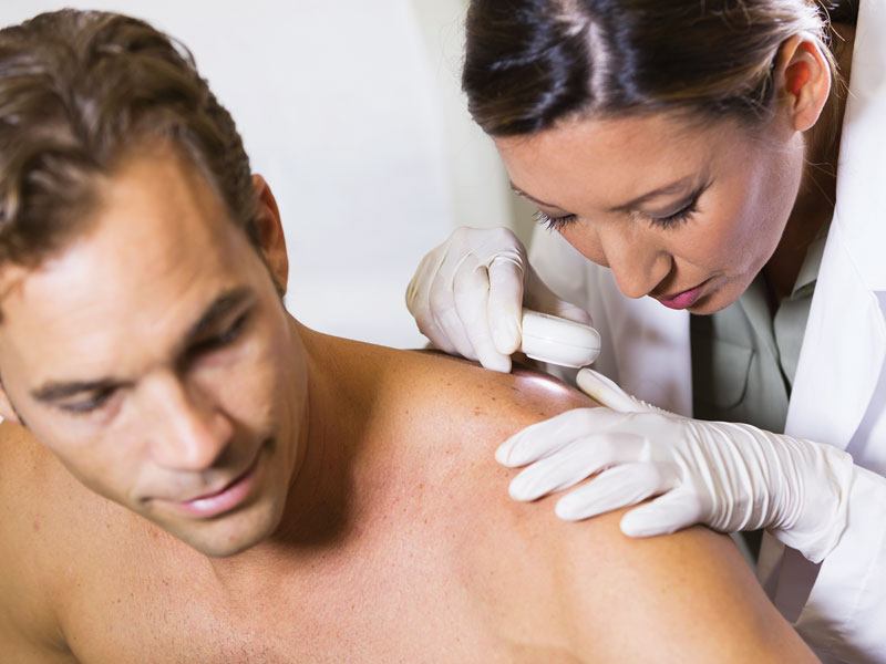 Skin Bacteria May Protect Against Melanoma