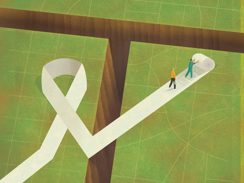 Caring for Patients Through All Levels of Survivorship
