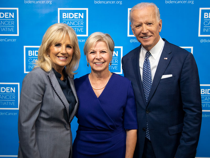 ONS Member Receives Biden Cancer Initiative's FIERCE Award