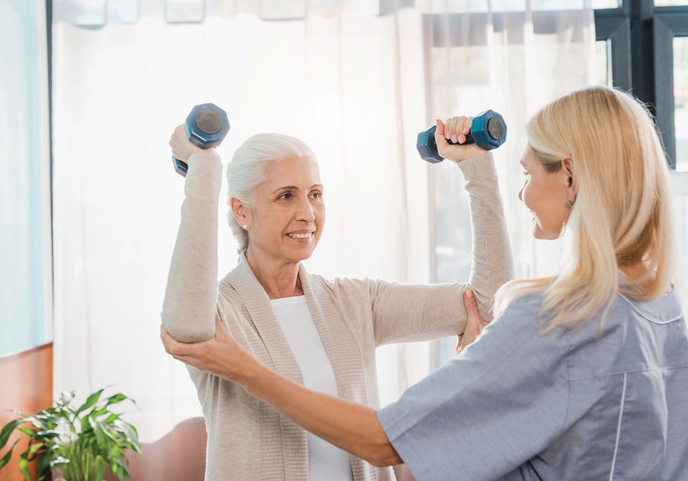 Cancer Rehabilitation Serves a Critical Role in Patient Care