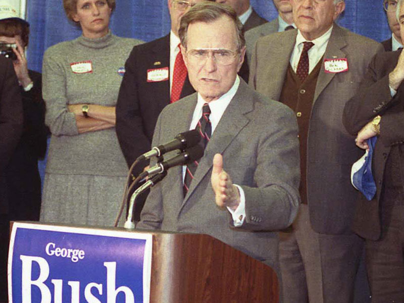 Former President Bush's Legacy Holds Strong Commitment to Advancing Cancer Care