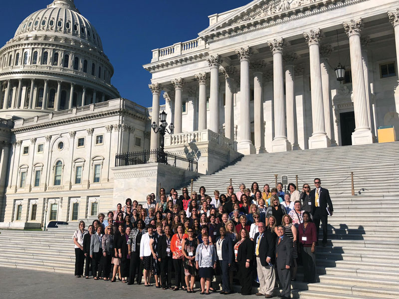 ONS Capitol Hill Days Preps Nurses for Advocacy
