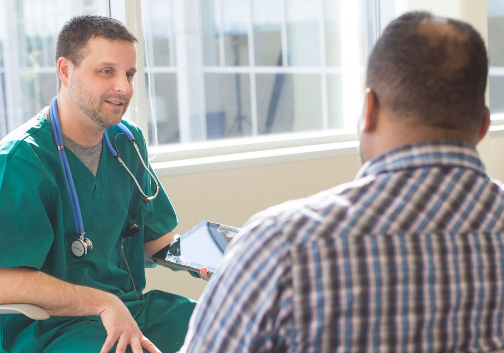 Nurses Are Central to Lung Cancer Screening Conversations