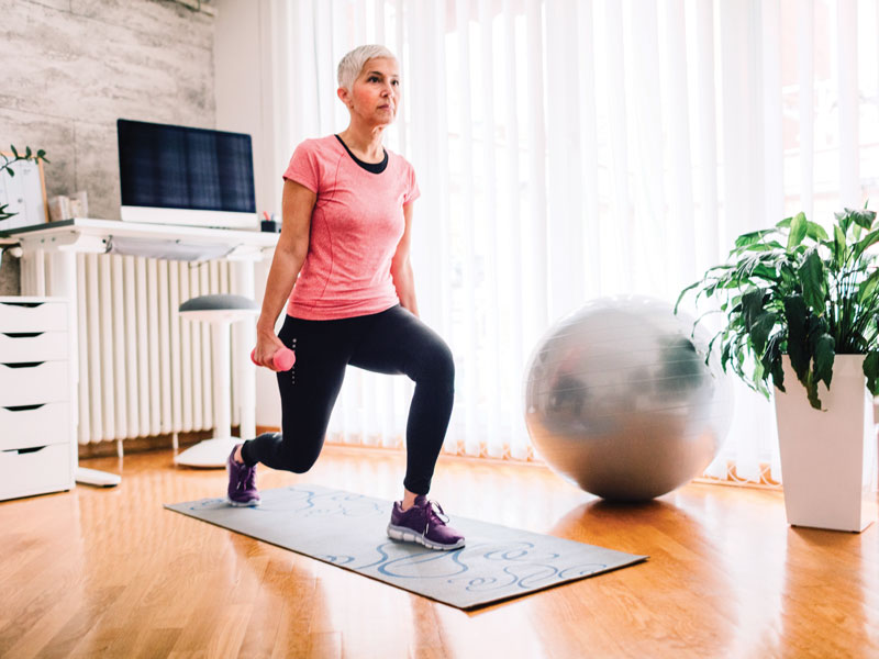 Understand the Evidence for Exercise in Gynecologic Cancer-Related Fatigue