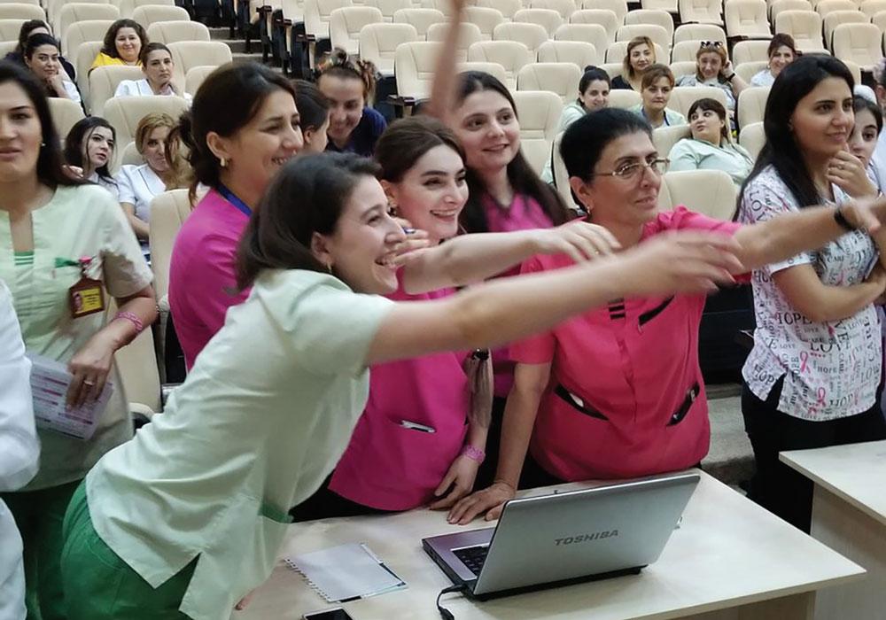 ONS Hosts Inaugural International Oncology Nursing