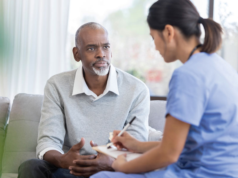 Prostate Cancer Disparities Disappear With Equal Access to Care
