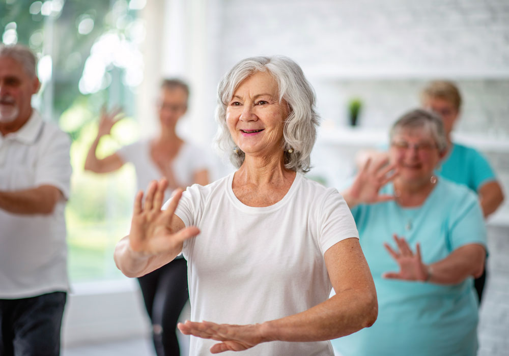 Evidence Shows Tai Chi May Be Useful for Insomnia