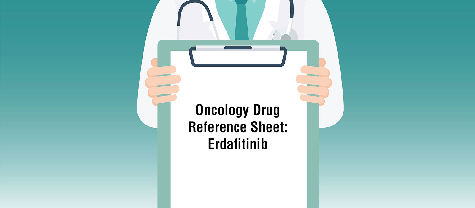 Oncology Drug Reference Sheet: Erdafitinib