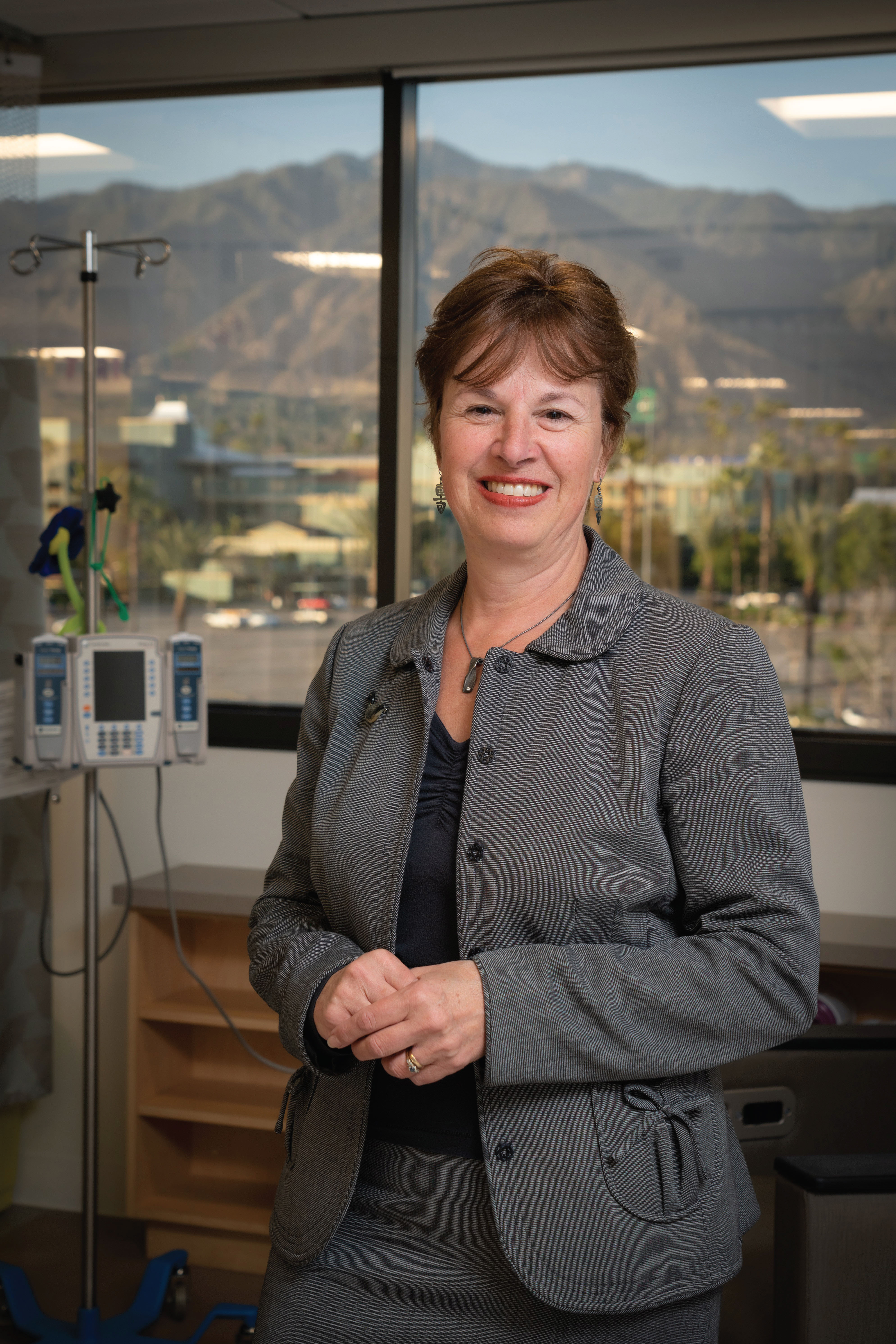 Meet Your ONS Leader: Anne M. Ireland, MSN, RN, AOCN®, CENP