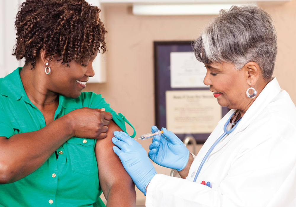HPV Vaccine Has an Indirect Benefit: Herd Immunity
