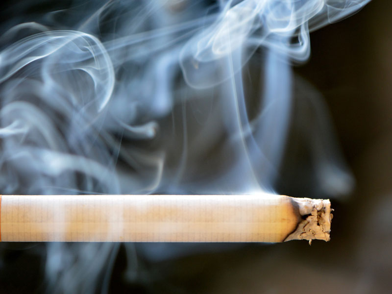Smoking Initiation Declines in Teens, Rises in Young Adults