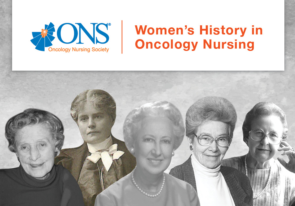 Celebrate Pioneers Across Oncology This Women's History Month