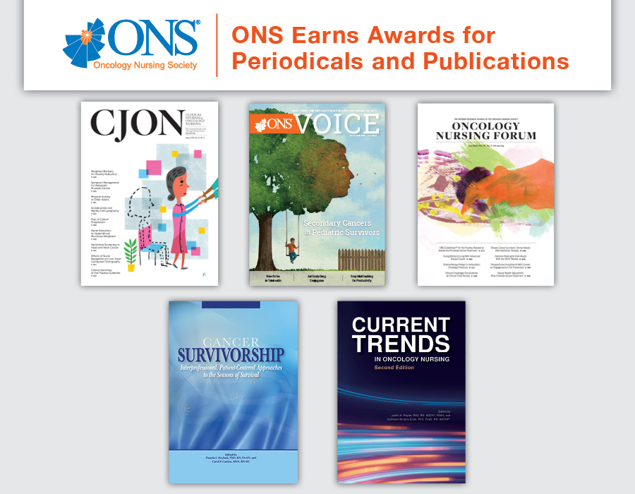 ONS Earns Awards for Publications and Periodicals