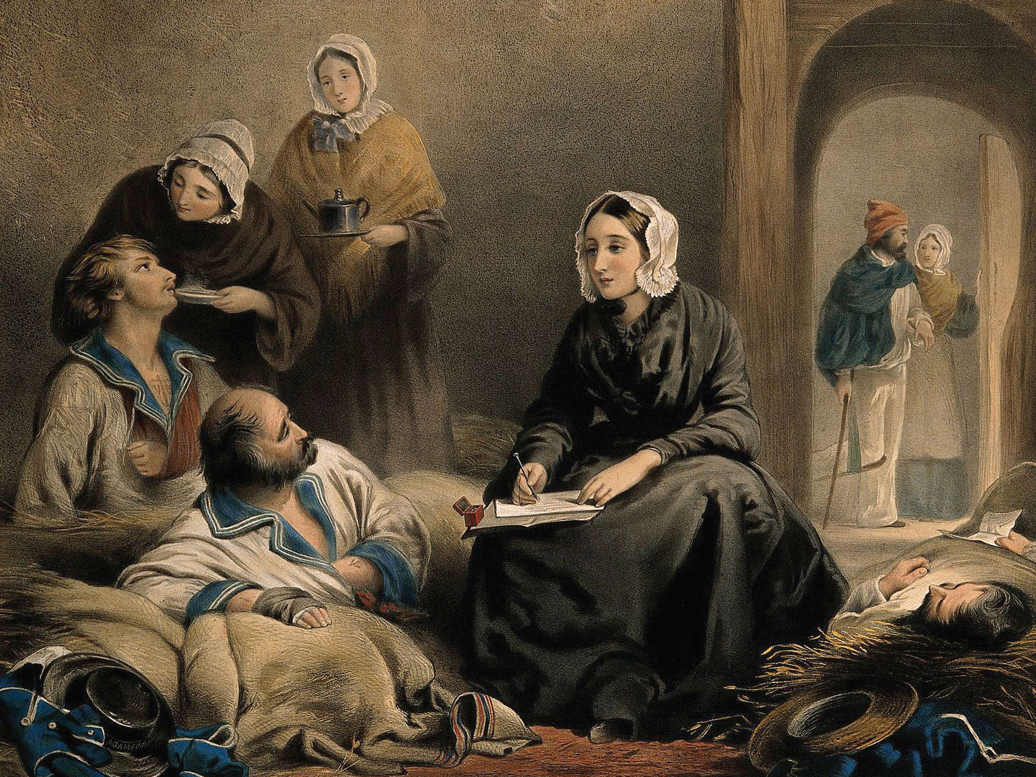 What Florence Nightingale Taught Us About Advocacy