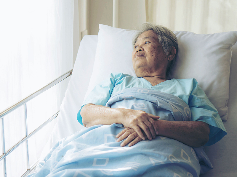 Latina, Asian Women With Gynecologic Cancers Are Less Likely to Use Palliative Care
