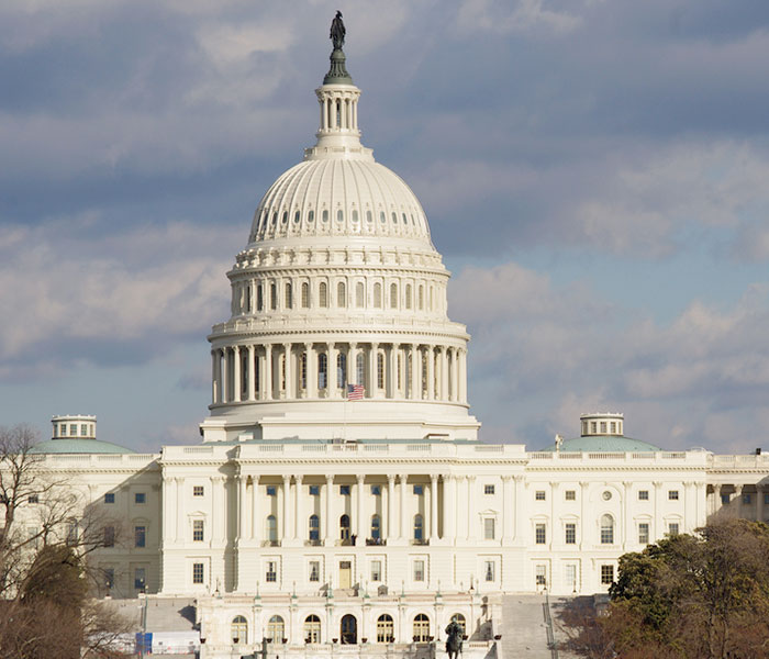 U.S. Capitol building is the site of Cancer Moonshot discussion