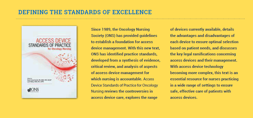 Defining The Standards Of Excellence