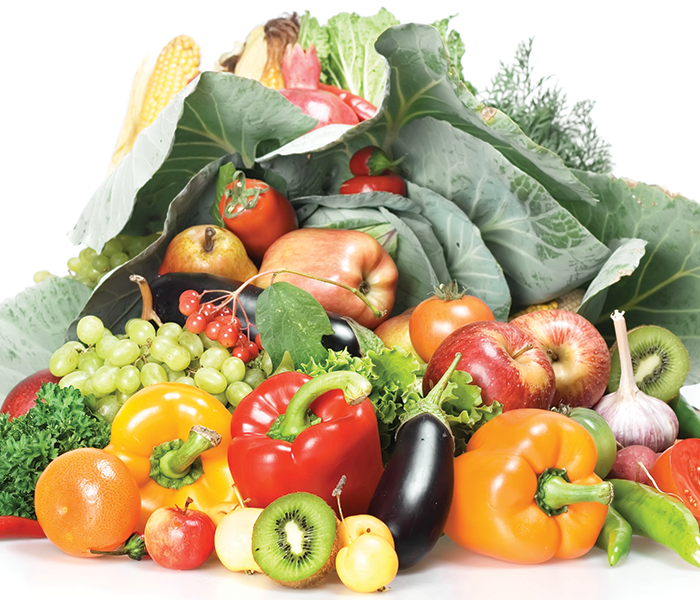 Vegetarian diets decrease colorectal cancer rates