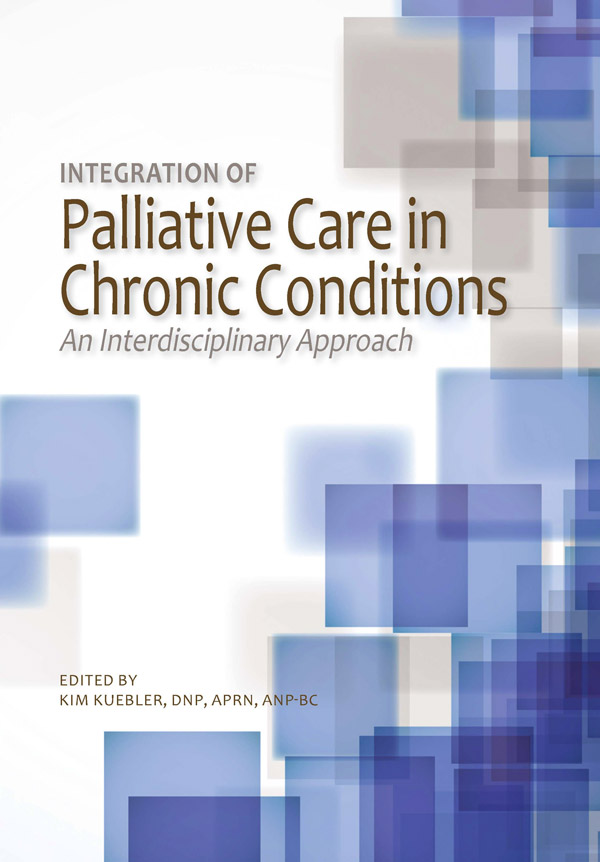 Palliative Care book for ONS