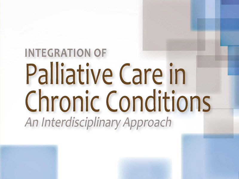 Palliative care book from ONS